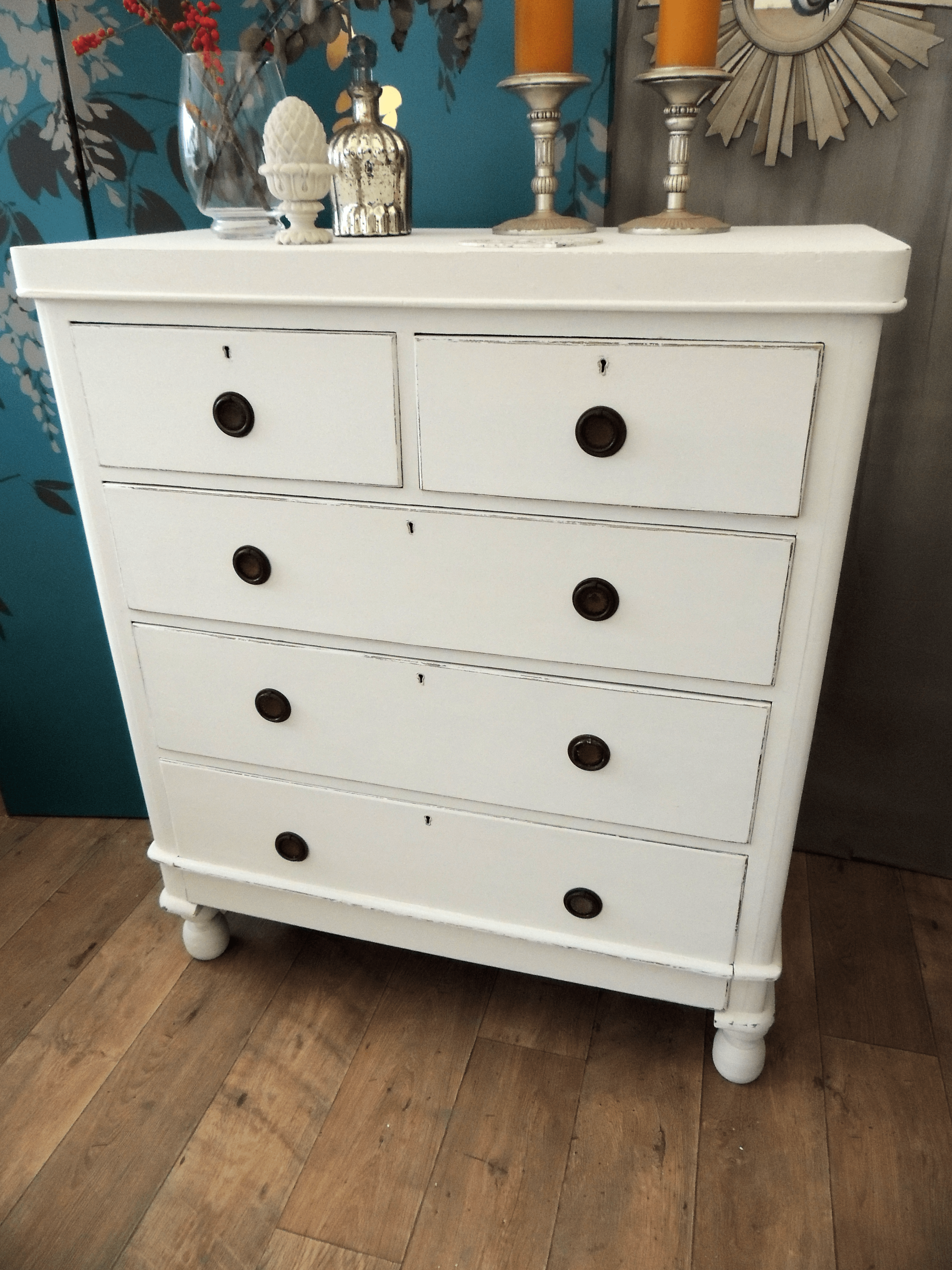 of white bedroom l chic style shabby delphine chest drawers french universalcouncilinfo