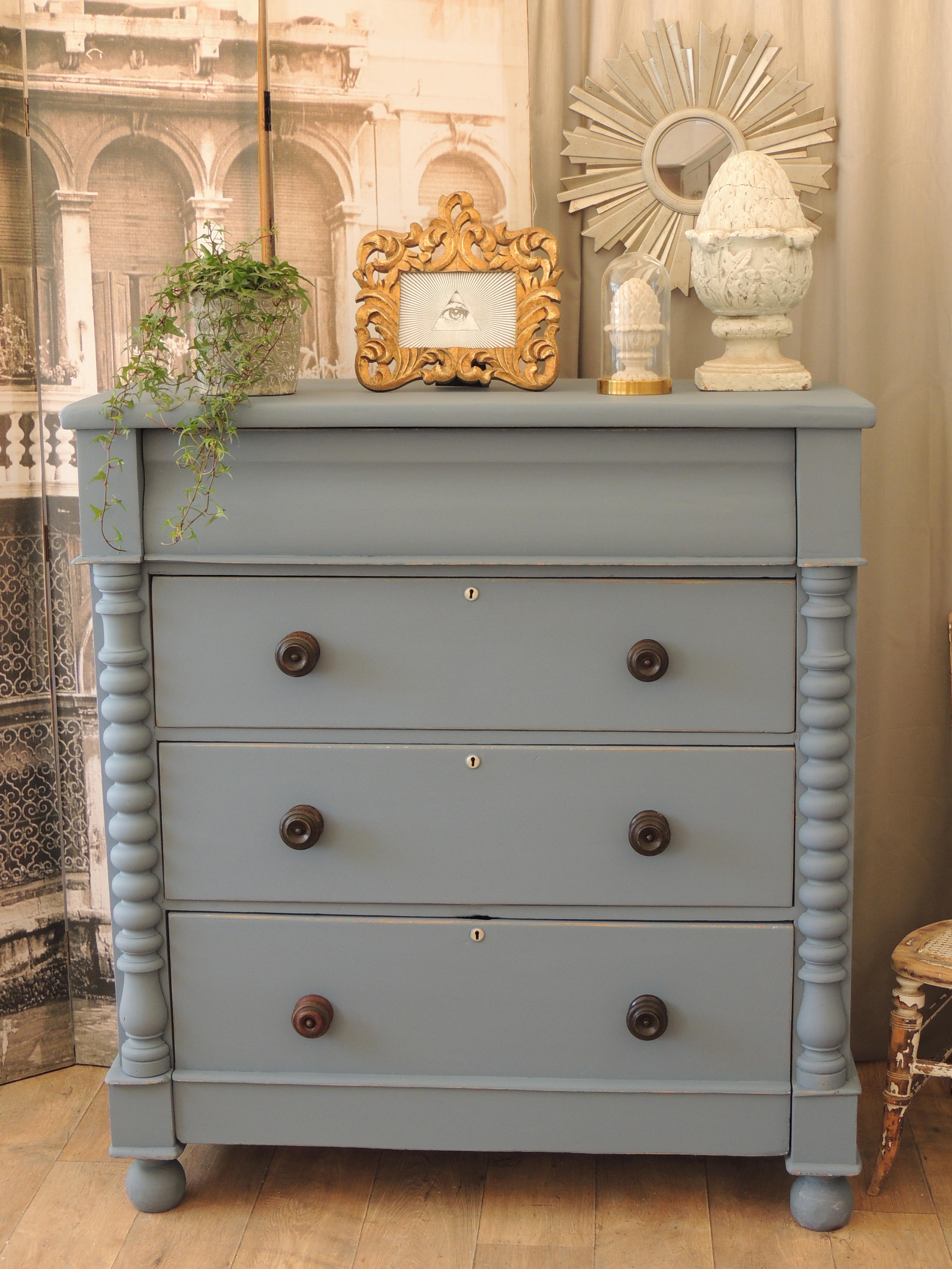 of drawers being shabby chest genevieve dresser chic